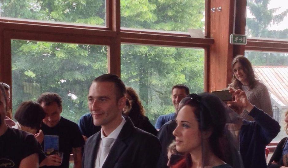 Il matrimonio di Dario e Elisa a Serle, Brescia