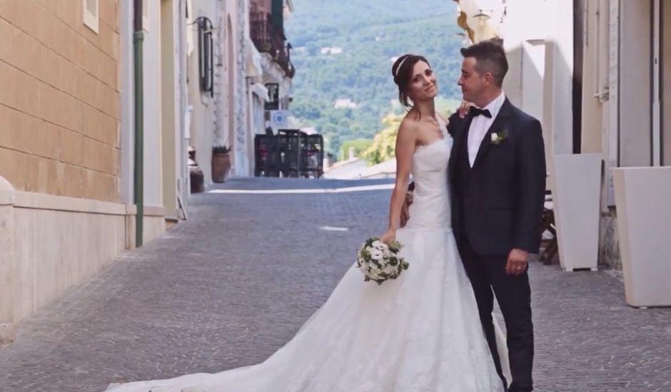 Il matrimonio di Marco e Alessia a Castelfidardo, Ancona