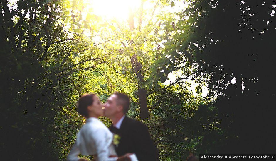 Il matrimonio di Stefano e Erica a Bogogno, Novara