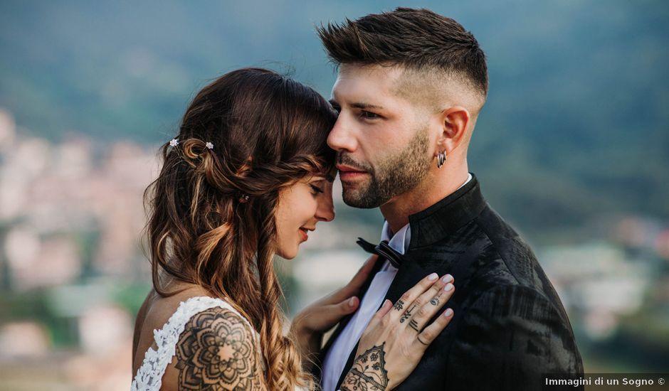 Il matrimonio di Pamela e Simone a Bergamo, Bergamo