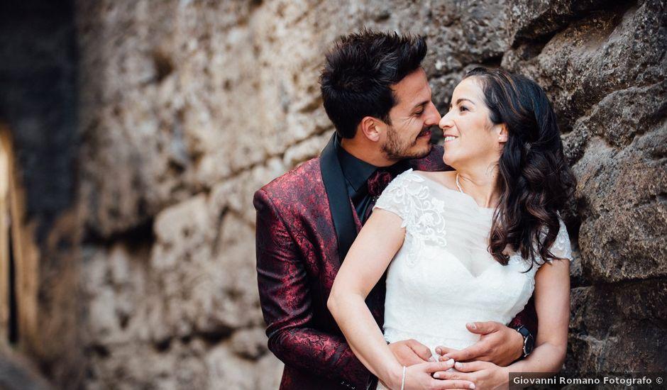 Il matrimonio di Federica e Loris a Pontinia, Latina