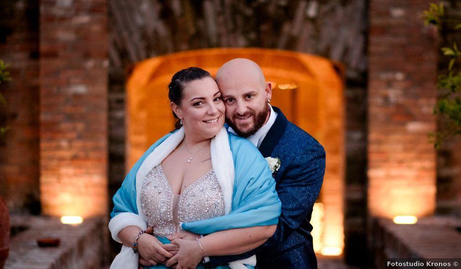 Il matrimonio di Marco e Martina a San Pietro in Casale, Bologna