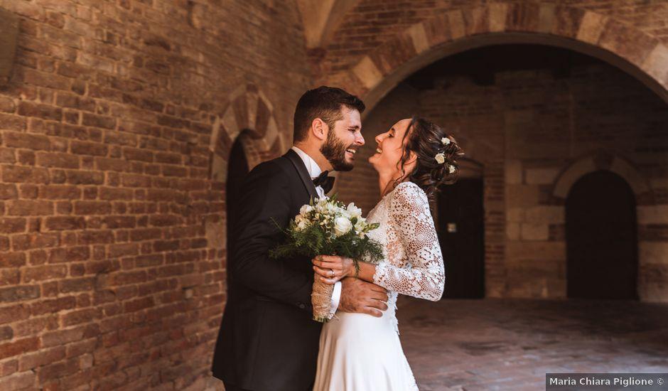 Il matrimonio di Andrea e Chiara a Villafranca d'Asti, Asti