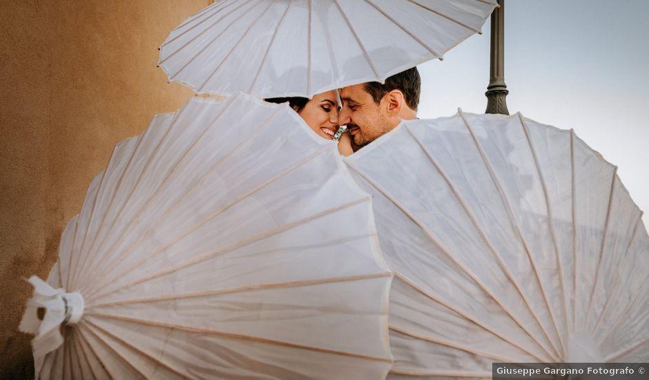 Il matrimonio di Valentina e Giuseppe a Bova, Reggio Calabria