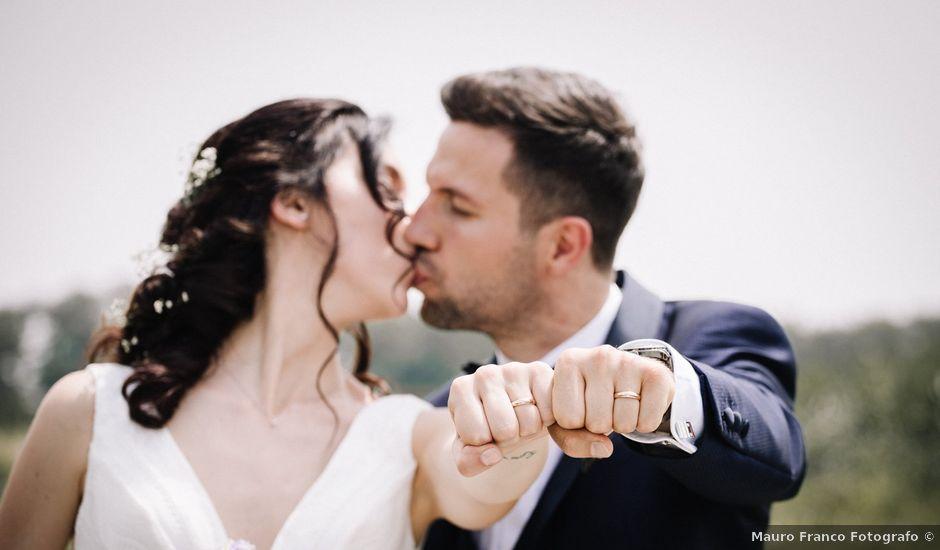 Il matrimonio di Loris e Deborah a Buriasco, Torino