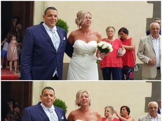 Le nozze di Aga e Alessandro