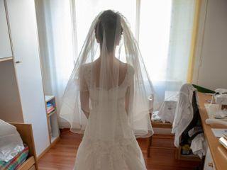 Le nozze di Federica e Michele 1