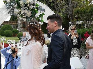 Le nozze di Federica e Ivano 1