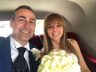 Le nozze di Massimiliano  e Daniela