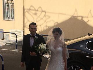 Le nozze di Fabiana  e Carmelo  1