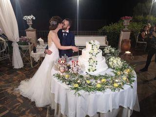Le nozze di Fabiana  e Carmelo