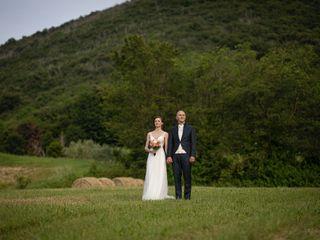 Le nozze di Giulia e Marco