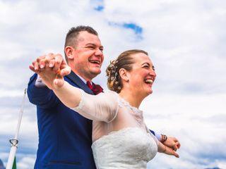 Le nozze di Roberta e Iuri