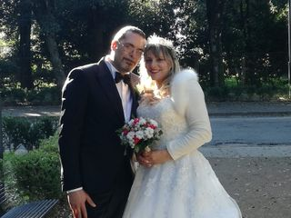 Le nozze di Claudia  e Mauro