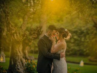 Le nozze di Raffaele e Giuseppina