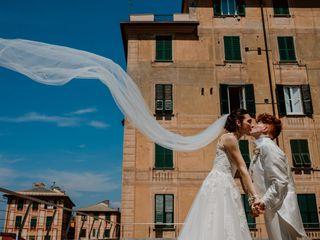 Le nozze di Priscilla e Silvia