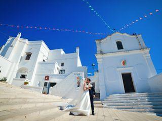 Le nozze di Fabiana e Filippo