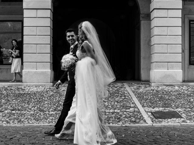 Il matrimonio di Paolo e Federica a Santa Lucia di Piave, Treviso 30