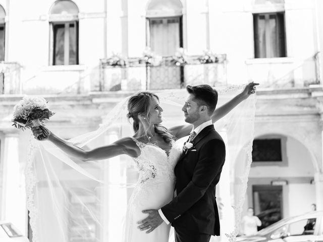 Il matrimonio di Paolo e Federica a Santa Lucia di Piave, Treviso 31