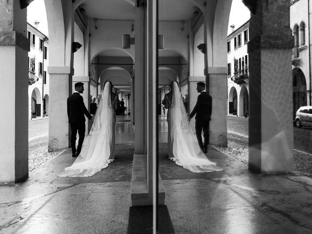 Il matrimonio di Paolo e Federica a Santa Lucia di Piave, Treviso 33