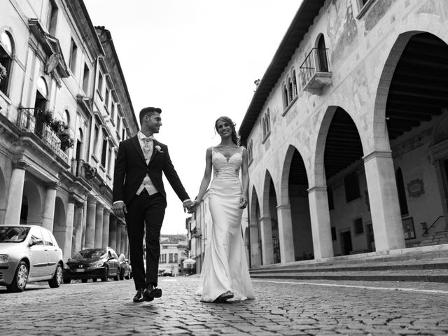 Il matrimonio di Paolo e Federica a Santa Lucia di Piave, Treviso 36