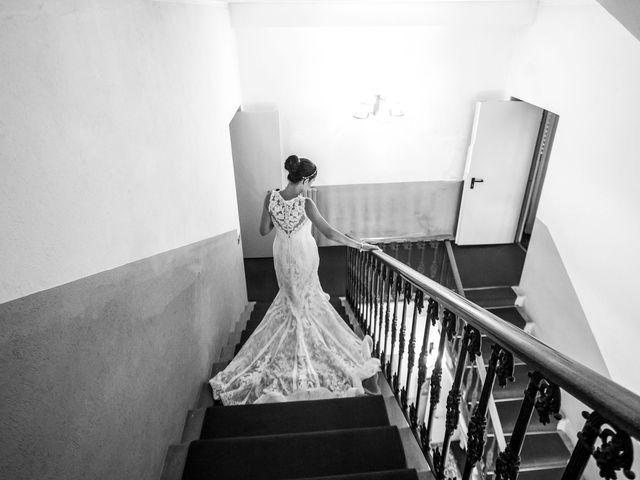 Il matrimonio di Aron e Veronica a Valmadrera, Lecco 22