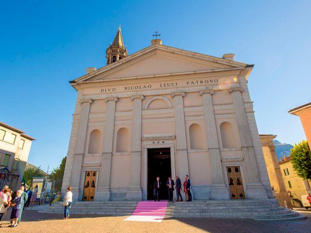 Il matrimonio di Aron e Veronica a Valmadrera, Lecco 25