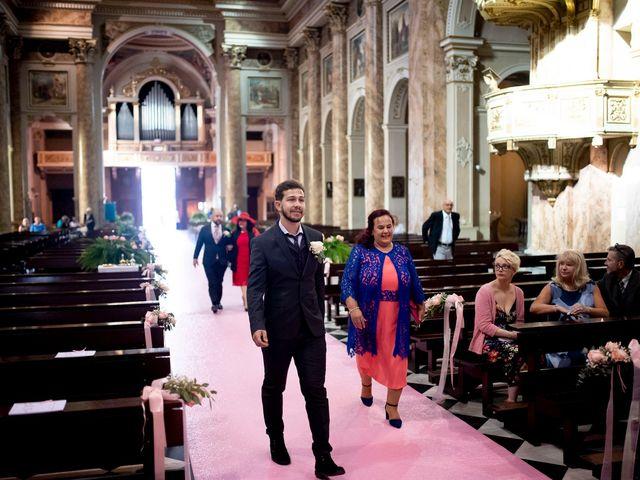 Il matrimonio di Aron e Veronica a Valmadrera, Lecco 28