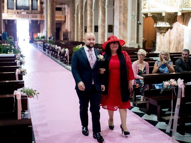 Il matrimonio di Aron e Veronica a Valmadrera, Lecco 29