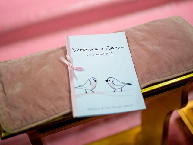 Il matrimonio di Aron e Veronica a Valmadrera, Lecco 30