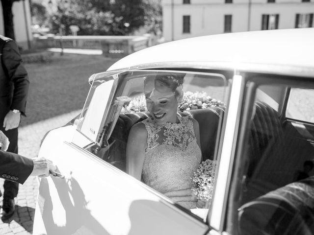 Il matrimonio di Aron e Veronica a Valmadrera, Lecco 33