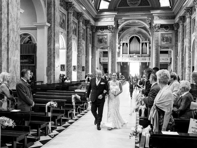 Il matrimonio di Aron e Veronica a Valmadrera, Lecco 35