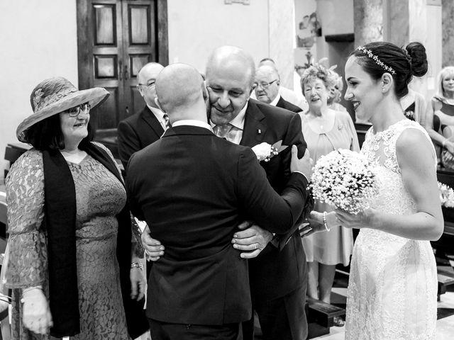 Il matrimonio di Aron e Veronica a Valmadrera, Lecco 36