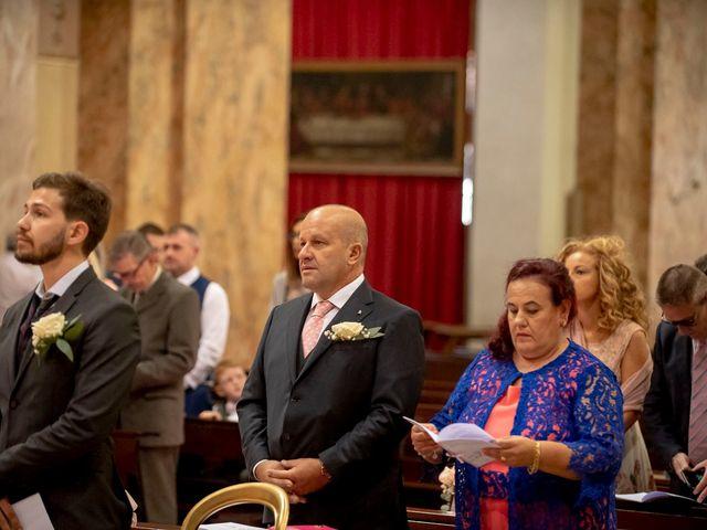 Il matrimonio di Aron e Veronica a Valmadrera, Lecco 39