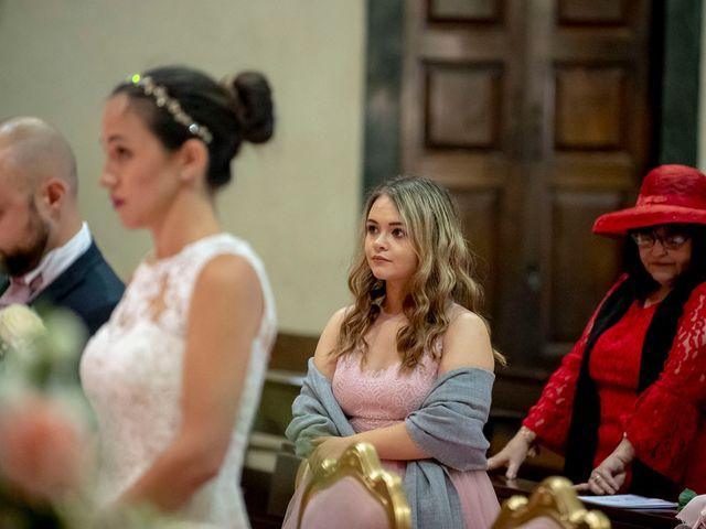 Il matrimonio di Aron e Veronica a Valmadrera, Lecco 40
