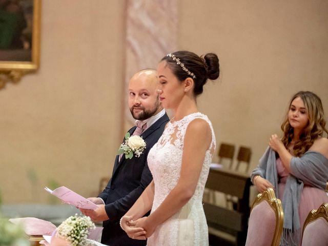 Il matrimonio di Aron e Veronica a Valmadrera, Lecco 41