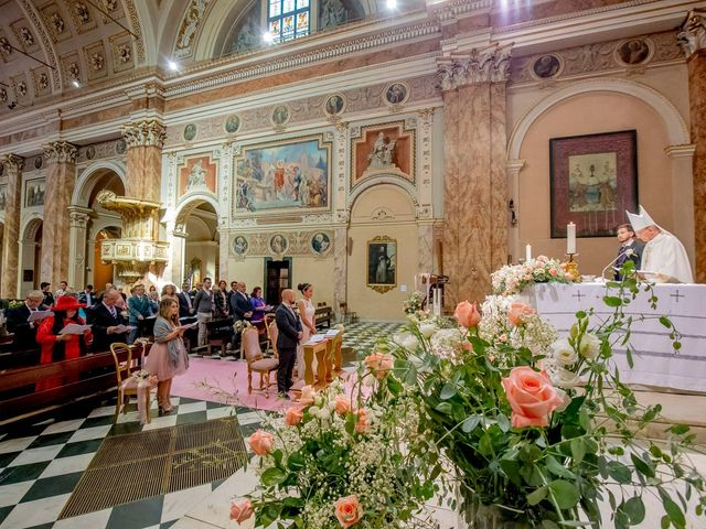 Il matrimonio di Aron e Veronica a Valmadrera, Lecco 43