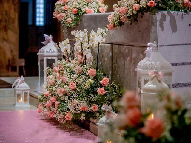 Il matrimonio di Aron e Veronica a Valmadrera, Lecco 44