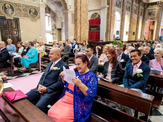 Il matrimonio di Aron e Veronica a Valmadrera, Lecco 50