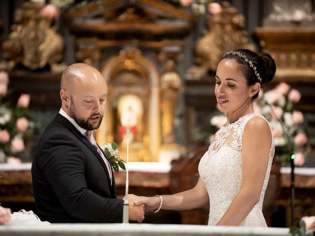Il matrimonio di Aron e Veronica a Valmadrera, Lecco 54