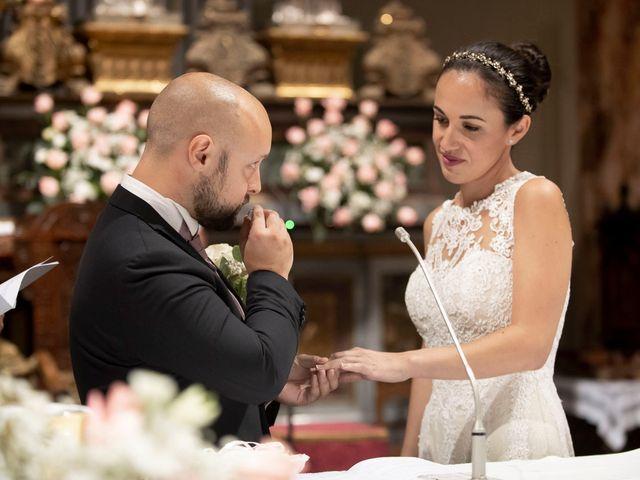 Il matrimonio di Aron e Veronica a Valmadrera, Lecco 56