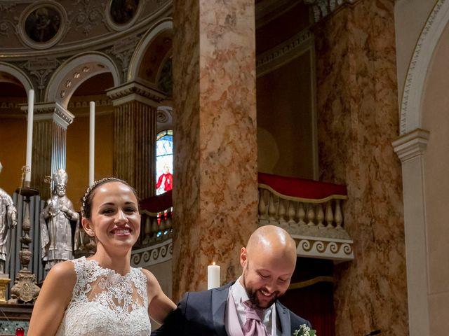 Il matrimonio di Aron e Veronica a Valmadrera, Lecco 64