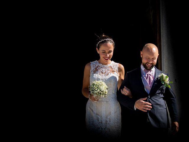 Il matrimonio di Aron e Veronica a Valmadrera, Lecco 65