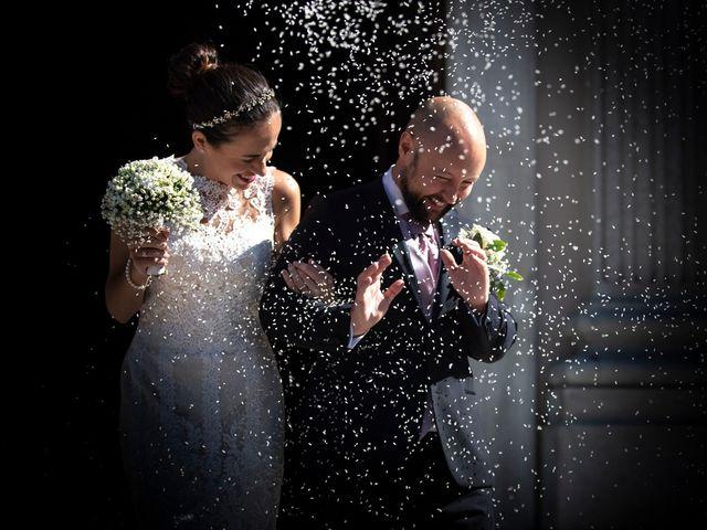 Il matrimonio di Aron e Veronica a Valmadrera, Lecco 66