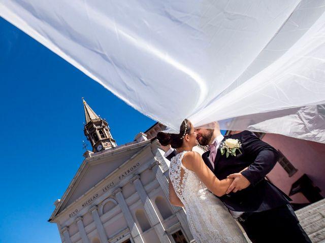 Il matrimonio di Aron e Veronica a Valmadrera, Lecco 69