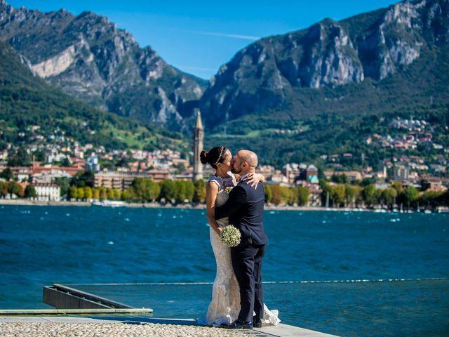 Il matrimonio di Aron e Veronica a Valmadrera, Lecco 73