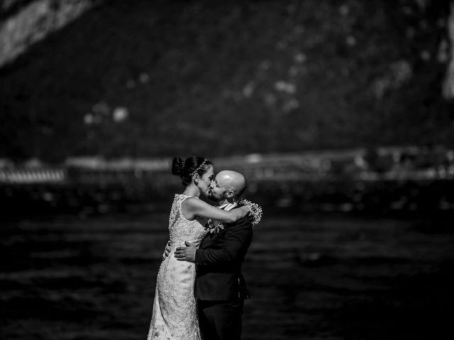 Il matrimonio di Aron e Veronica a Valmadrera, Lecco 74
