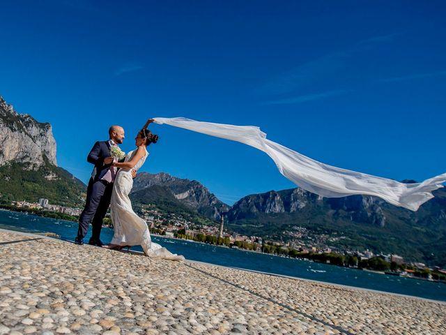 Il matrimonio di Aron e Veronica a Valmadrera, Lecco 1