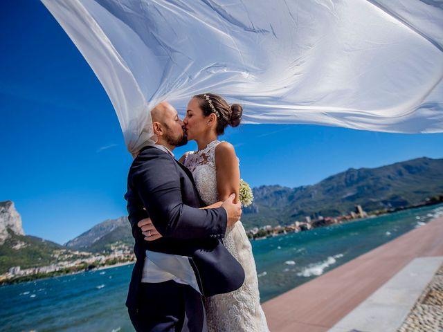 Il matrimonio di Aron e Veronica a Valmadrera, Lecco 75