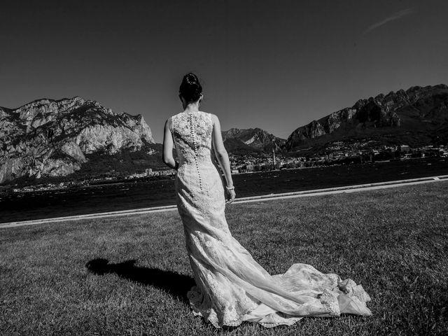 Il matrimonio di Aron e Veronica a Valmadrera, Lecco 78